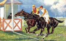 spo021456 - Horse Racing, Trotters, Postcard Postcards