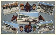 spo021534 - Horse Racing Old Vintage Antique Postcard Post Cards
