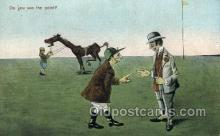 spo021537 - Horse Racing Old Vintage Antique Postcard Post Cards