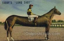 spo021544 - Horse Racing Old Vintage Antique Postcard Post Cards