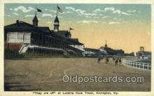 spo021592 - Latonia Race Track, Covington, KY USA Horse Racing Old Vintage Antique Postcard Post Cards