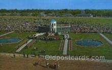 spo021599 - Churchill Downs,  Louisville, KY USA Horse Racing Old Vintage Antique Postcard Post Cards