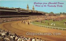 spo021646 - Horse Racing Postcard Post Card