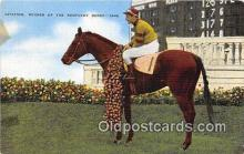 spo021653 - Horse Racing Postcard Post Card