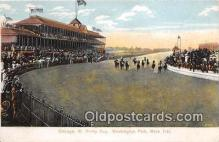 spo021664 - Horse Racing Postcard Post Card