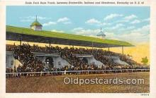 spo021666 - Horse Racing Postcard Post Card