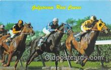 spo021671 - Horse Racing Postcard Post Card