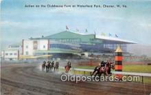 spo021674 - Horse Racing Postcard Post Card
