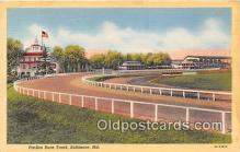 spo021695 - Horse Racing Postcard Post Card
