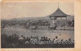 spo021698 - Horse Racing Postcard Post Card