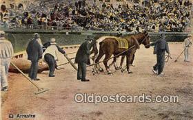 spo021731 - Horse Racing Postcard Post Card