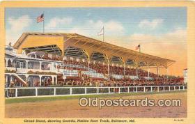 spo021733 - Horse Racing Postcard Post Card