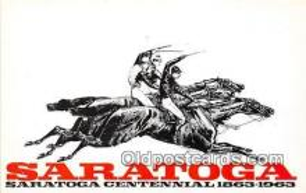 spo021743 - Horse Racing Postcard Post Card