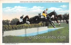 spo021747 - Horse Racing Postcard Post Card