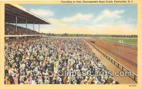 spo021748 - Horse Racing Postcard Post Card