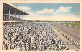 spo021749 - Horse Racing Postcard Post Card