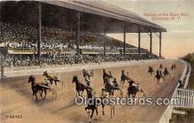 spo021750 - Horse Racing Postcard Post Card