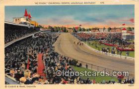 spo021754 - Horse Racing Postcard Post Card
