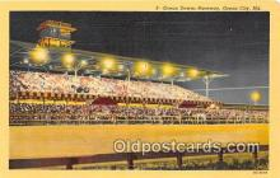 spo021756 - Horse Racing Postcard Post Card