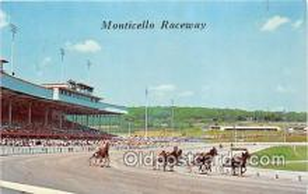 spo021757 - Horse Racing Postcard Post Card