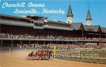 spo021761 - Horse Racing Postcard Post Card