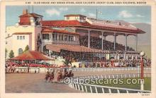 spo021763 - Horse Racing Postcard Post Card