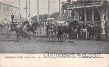 spo021772 - Horse Racing Postcard Post Card