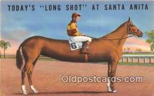 spo021779 - Horse Racing Postcard Post Card