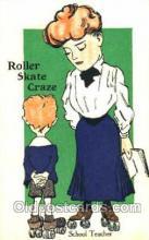 spo022022 - Roller Skating Postcard Postcards