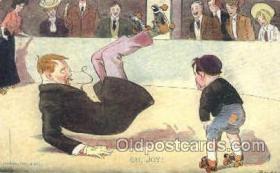 spo022062 - Artist Brill, Roller Skating Postcard Postcards