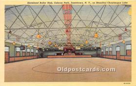Skateland Roller Rink, Celoron Park