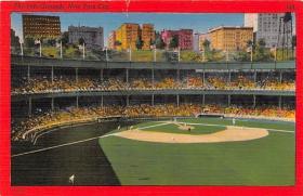 spo023069 - New York Giants, Polo Grounds, USA, Base Ball,  Baseball Stadium, Postcard Postcards