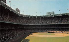 spo023129 - Yankee Stadium, Bronx, NY, USA Baseball Stadiums, Base Ball Stadium, Postcard Postcards