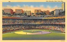 Polo Grounds, New York City, NY, USA