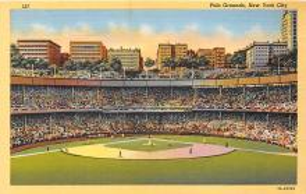 spo023136 - Polo Grounds, New York City, NY, USA Baseball Stadiums, Base Ball Stadium, Postcard Postcards