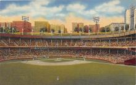 spo023168 - Polo Grounds, New York City, Home of the NY Giants Baseball Team, Base Ball Stadium Postcard Postcards