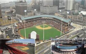 spo023205 - Pilot Field, Buffalo, NY, USA Baseball Stadiums, Base Ball Stadium, Postcard Postcards