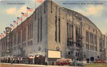 Chicago Stadium, Chicago, IL, USA