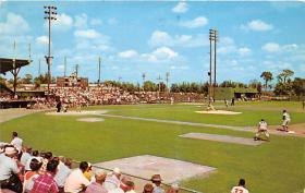 spo023256 - Spring Training for Detroit Tigers, Henley Field, Lakeland Florida, USA, Baseball Stadium Postcard Postcards