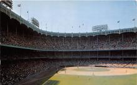 spo023281 - Yankess, New York City, USA Baseball Stadium Postcard Postcards