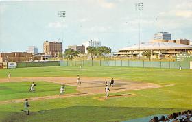 spo023515 - Lawrence Stadium, Wichita, KS, USA Baseball Stadiums, Base Ball Stadium, Postcard Postcards