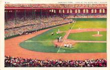 spo023543 - Comiskey Park, Chicago Ill. USA Home of the White Sox Chicago, Illinois Base Ball Baseball Stadium Postcards Post Card