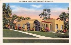 spo023631 - Bradenton, Florida, USA Bradenton, Florida Base Ball Baseball Stadium Postcards Post Card