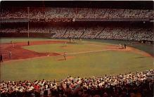 spo023642 - Polo Grounds, New York, USA Baseball Game New York City, New York Base Ball Baseball Stadium Postcards Post Card