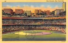 spo023645 - Polo Grounds, New York, USA Home of the New York Giants New York City, New York Base Ball Baseball Stadium Postcards Post Card