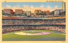 spo023646 - Polo Grounds, New York, USA Home of the New York Giants New York City, New York Base Ball Baseball Stadium Postcards Post Card