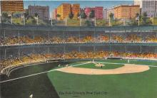 spo023653 - Polo Grounds, New York, USA Home of the New York Giants New York City, New York Base Ball Baseball Stadium Postcards Post Card