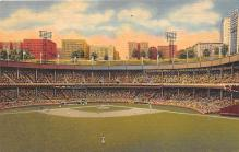 spo023659 - Polo Grounds, New York, USA Home of the New York Giants New York City, New York Base Ball Baseball Stadium Postcards Post Card