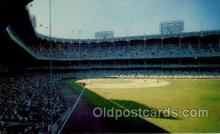 spo023678 - Yankee Stadium New York City, New York Base Ball Baseball Stadium Postcards Post Card