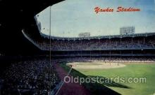 spo023679 - Yankee Stadium New York City, New York Base Ball Baseball Stadium Postcards Post Card